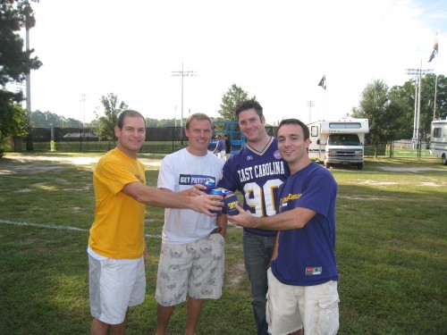 2009 ECU Football Opening Weekend