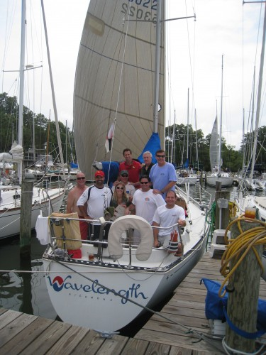 Wavelength Crew Leukemia Cup