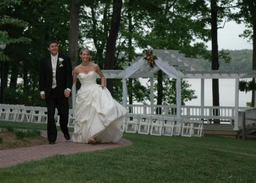 Becky and Joe Wedding