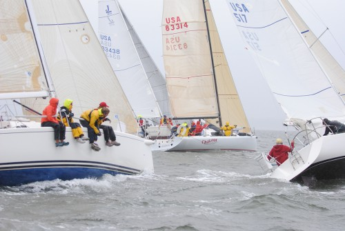 FBYC Fall Series #2 Upwind