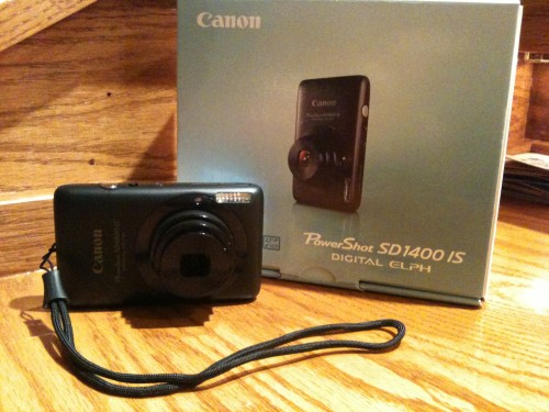 Canon SD1400IS