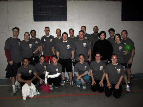 2011 Sloppy Chops Team Picture