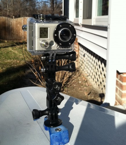 GoPro Bow Mount Tall
