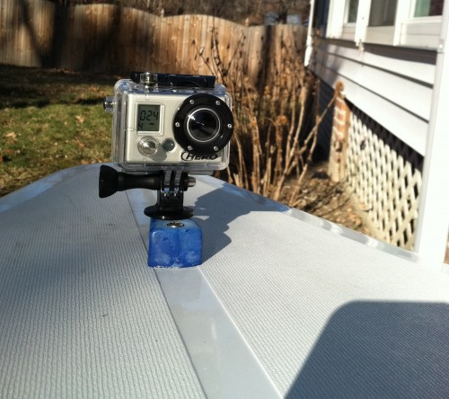 GoPro Bow Mount Short