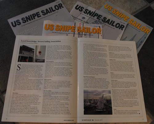Summer 2010 US Snipe Sailor