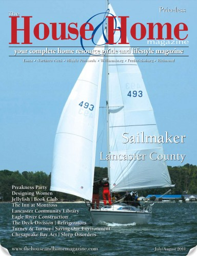 July/August 2011 House & Home Magazine Cover