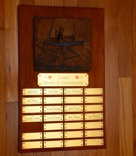 Original District 11 Championship Trophy